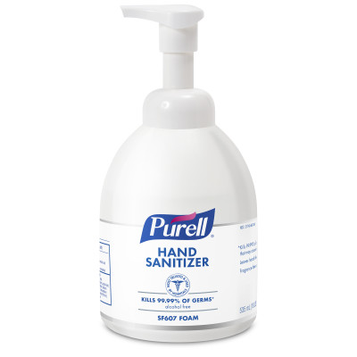 PURELL® SF607™ Hand Sanitizer Foam