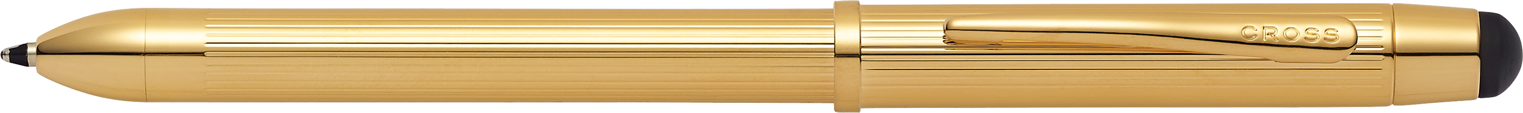 Tech3+ 23KT Gold Plated Multifunction Pen