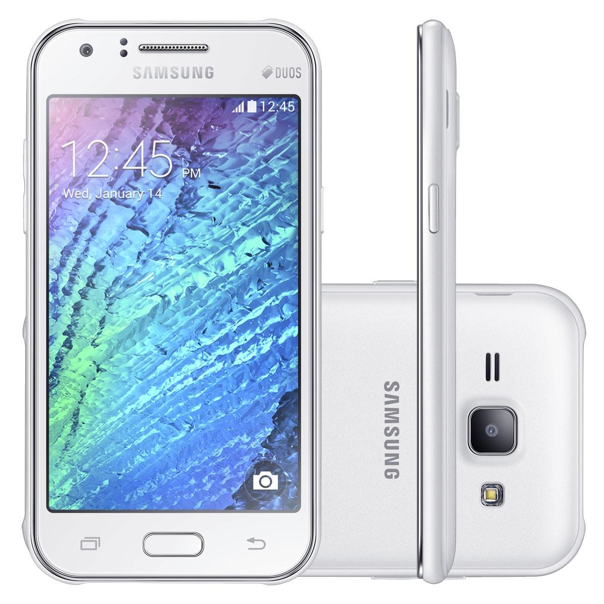 Samsung Galaxy J1 DUOS 2016 Unlocked GSM 4G LTE Android