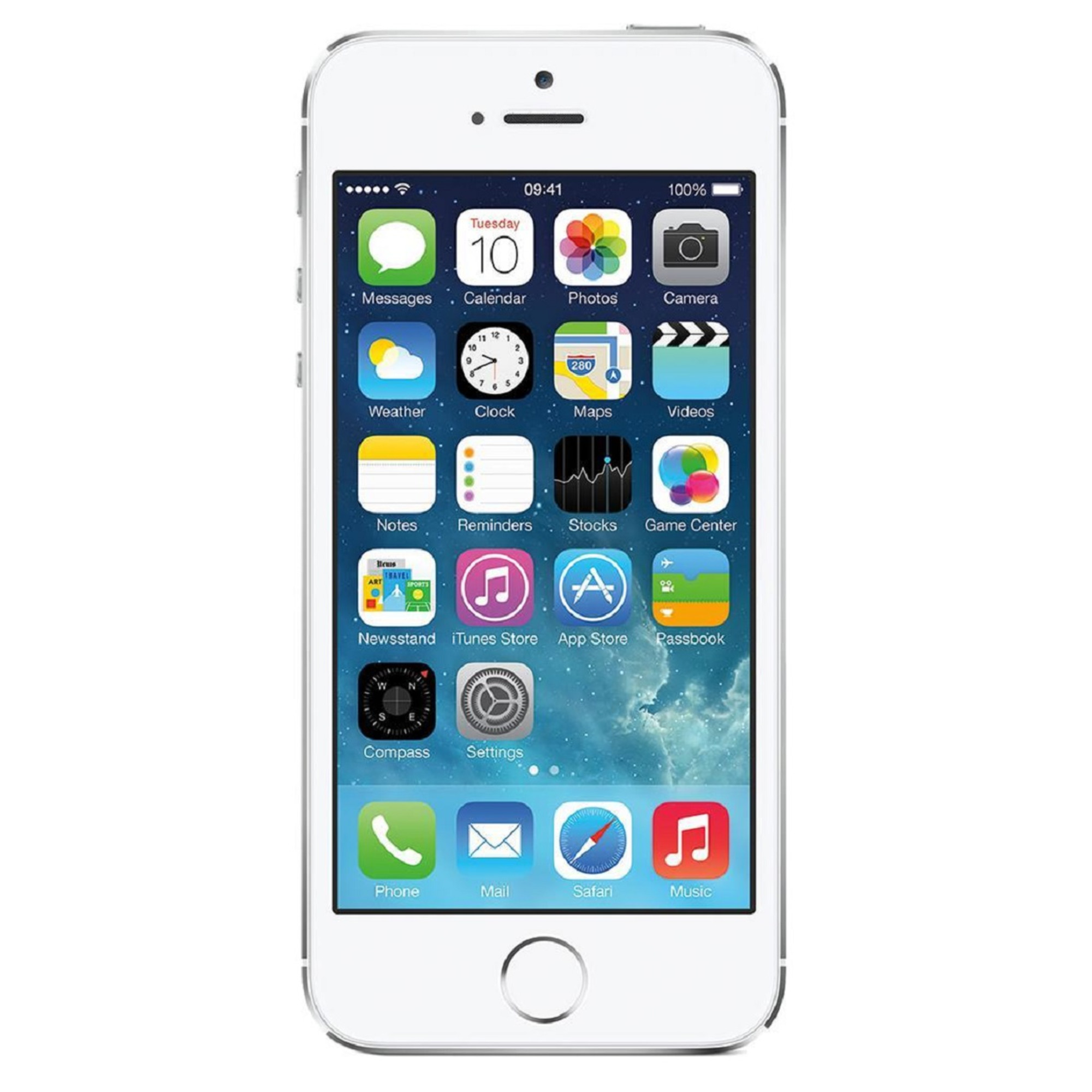 apple iphone 5s 16gb unlocked gsm lte dualcore 8mp phone certified refurbished. Black Bedroom Furniture Sets. Home Design Ideas