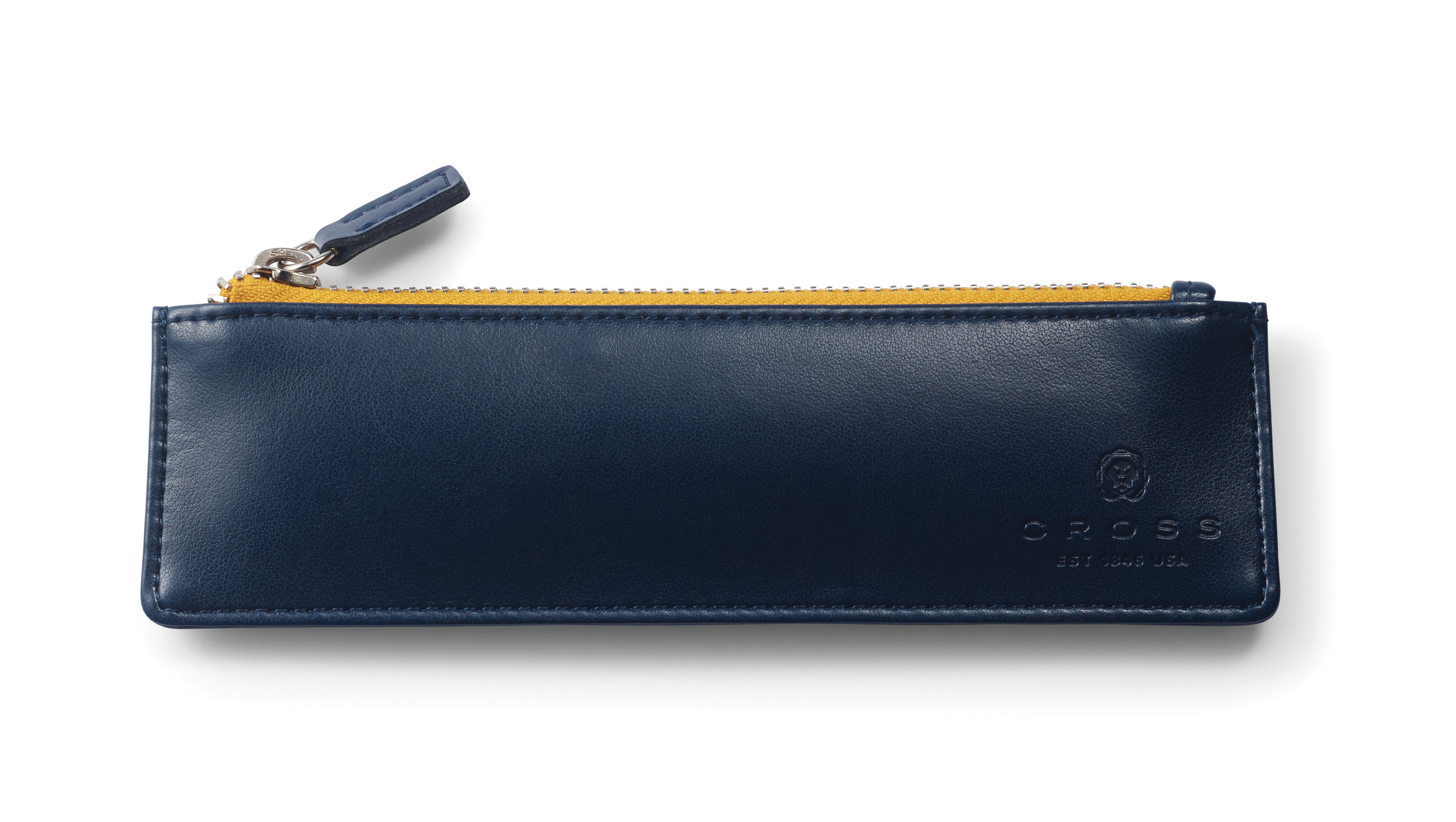 Cross Pen Pouch with TrackR bravo Gift Set in Midnight Blue