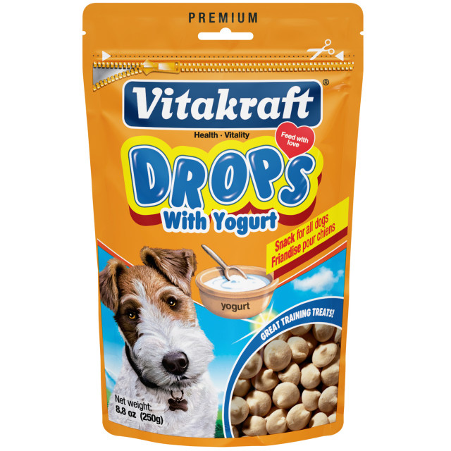 Product-Image showing Drops with Yogurt