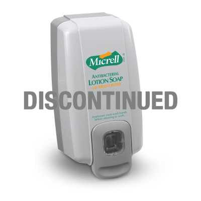 MICRELL® NXT® SPACE SAVER™ Dispenser - Dove Gray - DISCONTINUED