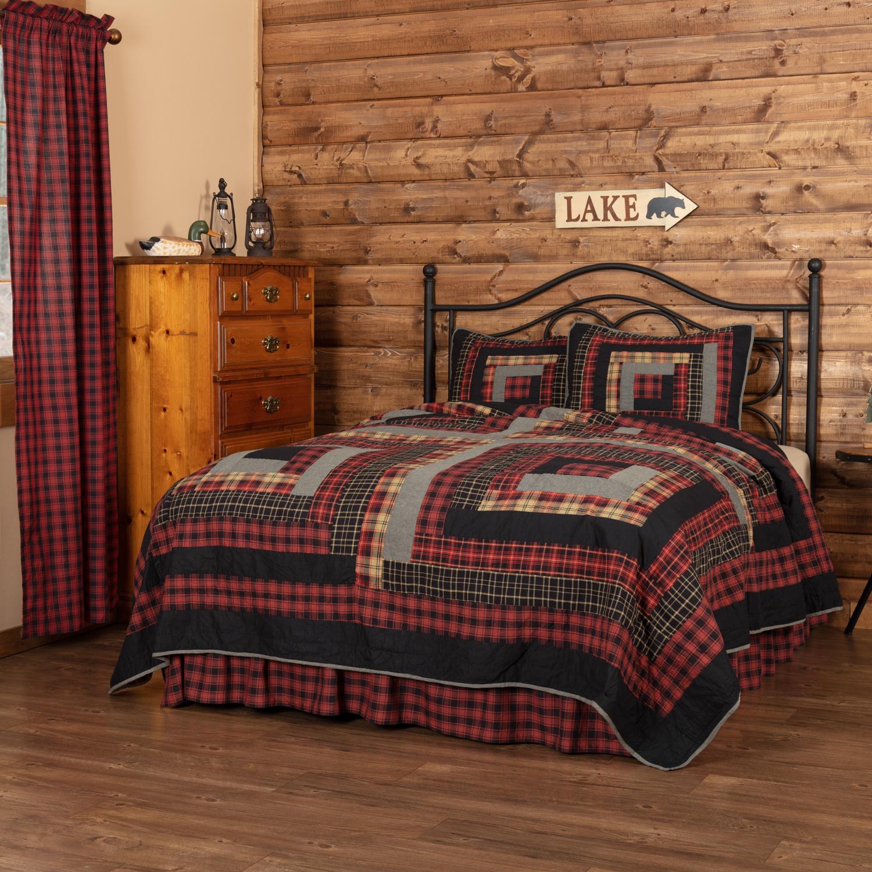 Cumberland Twin Quilt Set; 1-Quilt 68Wx86L w/1 Sham 21x27