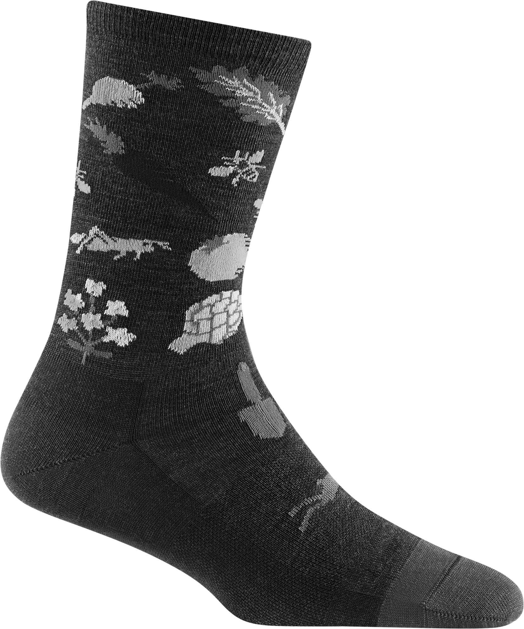 Cushion Location: Lifestyle socks with no cushion offer the standard feel for daily-use casual, and dress socks.. Cushion Weight: The lightweight yarns used in the Lifestyle category are designed for everyday use and feature a silky, low-profile feel.