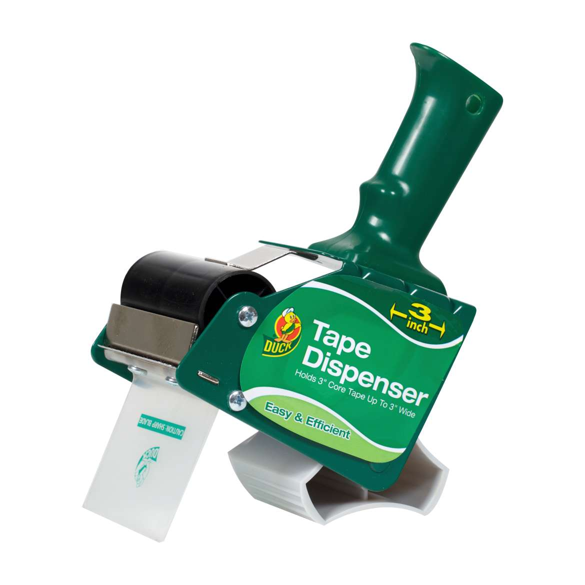 Duck® Brand Extra Wide Standard Tape Dispenser, 3 in. wide Image