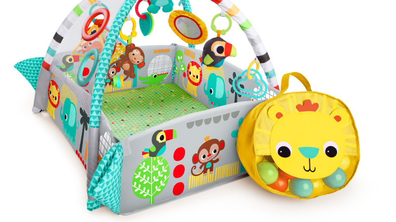 5-in-1 Your Way Ball Play™ Activity Gym - great for young toddlers