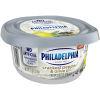 Philadelphia Cracked Pepper & Olive Oil Cream Cheese Spread, 7.5 oz Tub