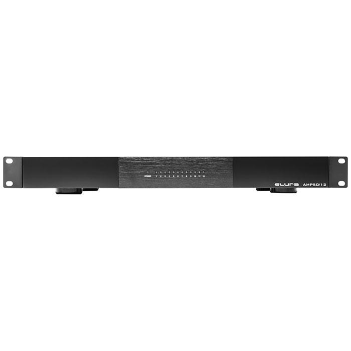 12Ch 50W Amplifier 1U Wave Electronics