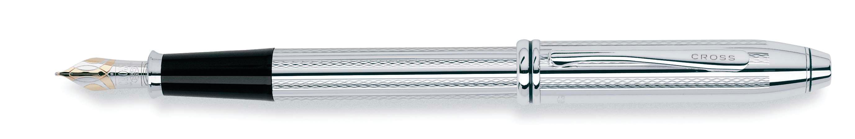 Townsend® Platinum Plated Fountain Pen
