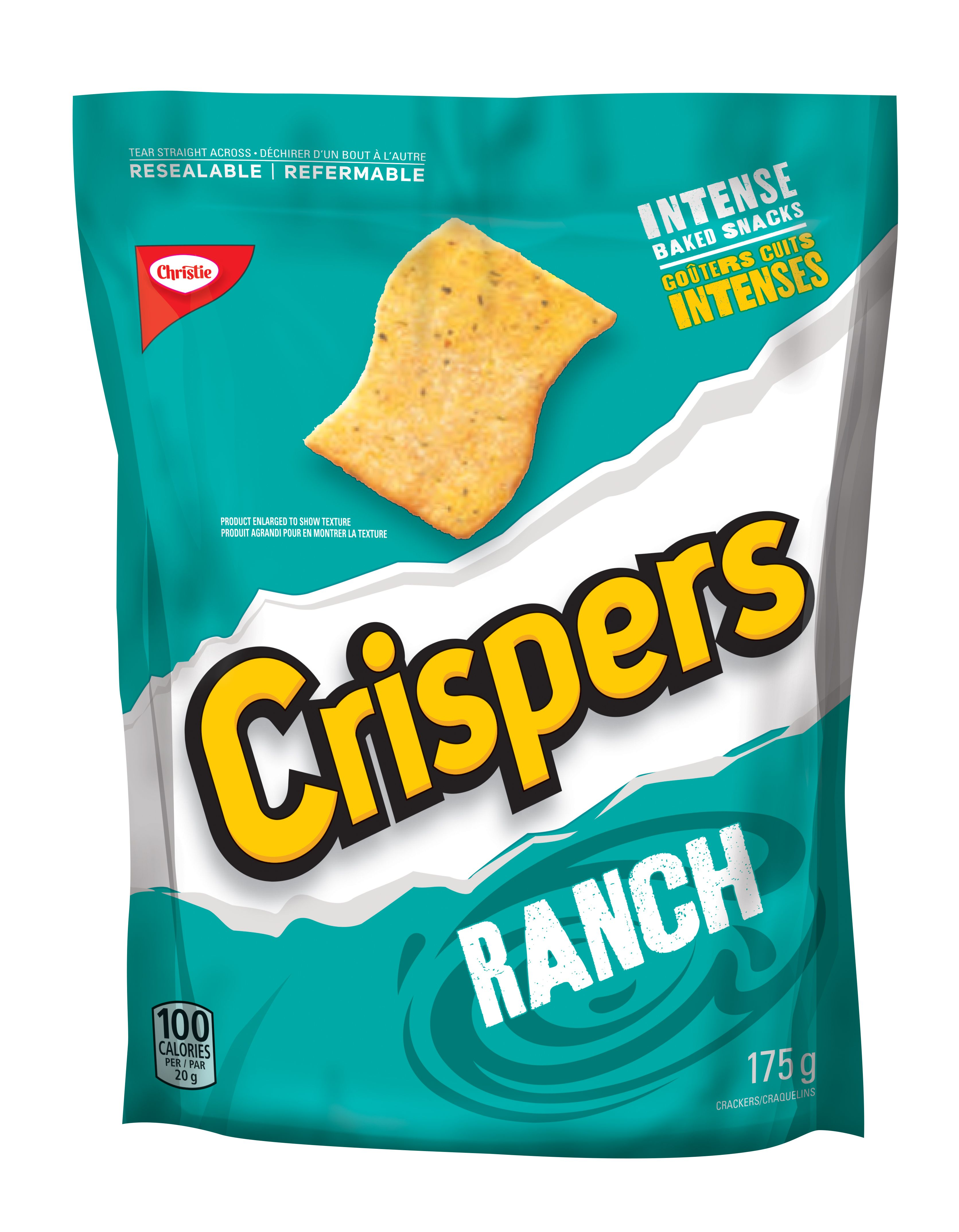 CRISPERS  RANCH 175 GRM