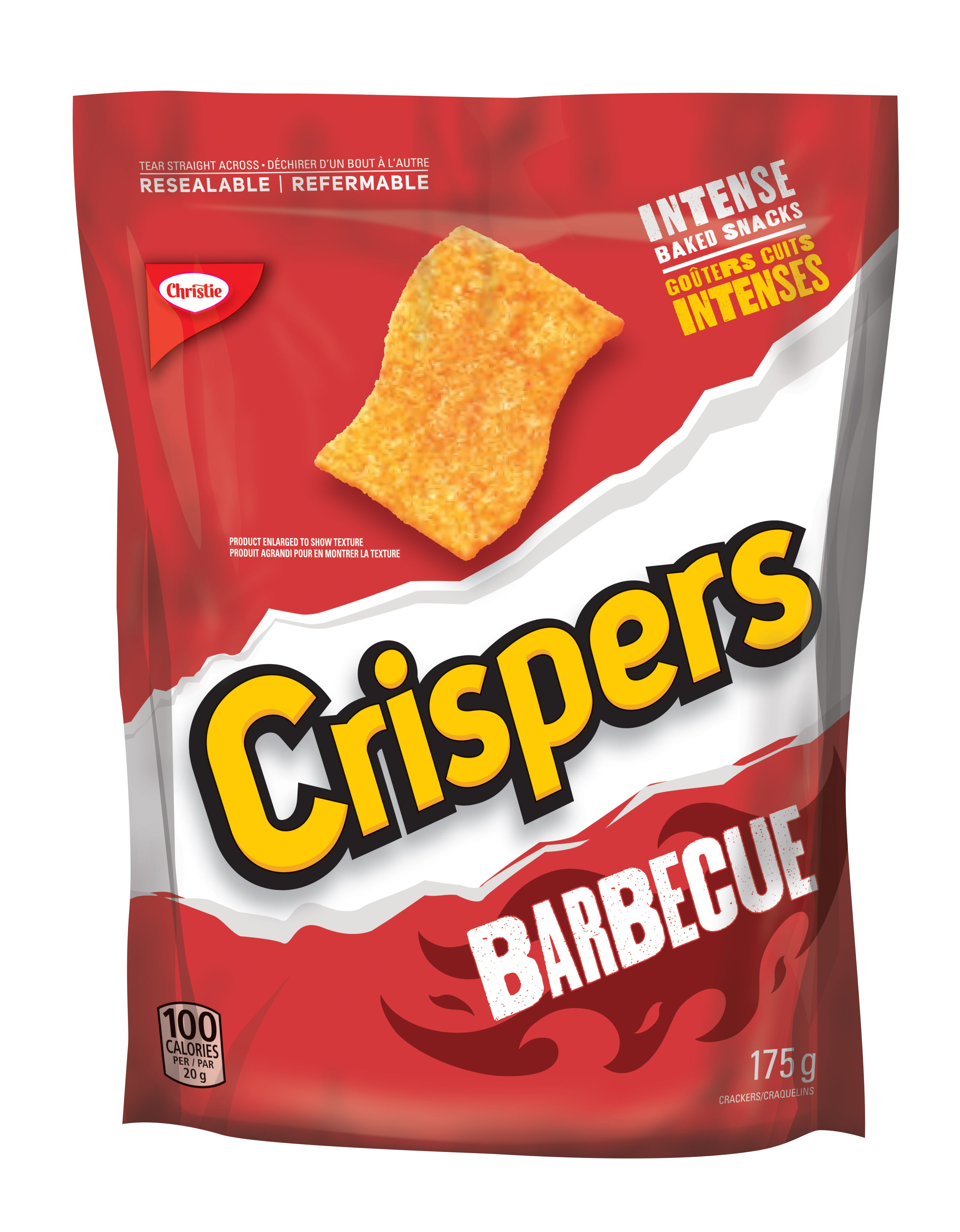 CRISPERS  BARBECUE 175 GRM