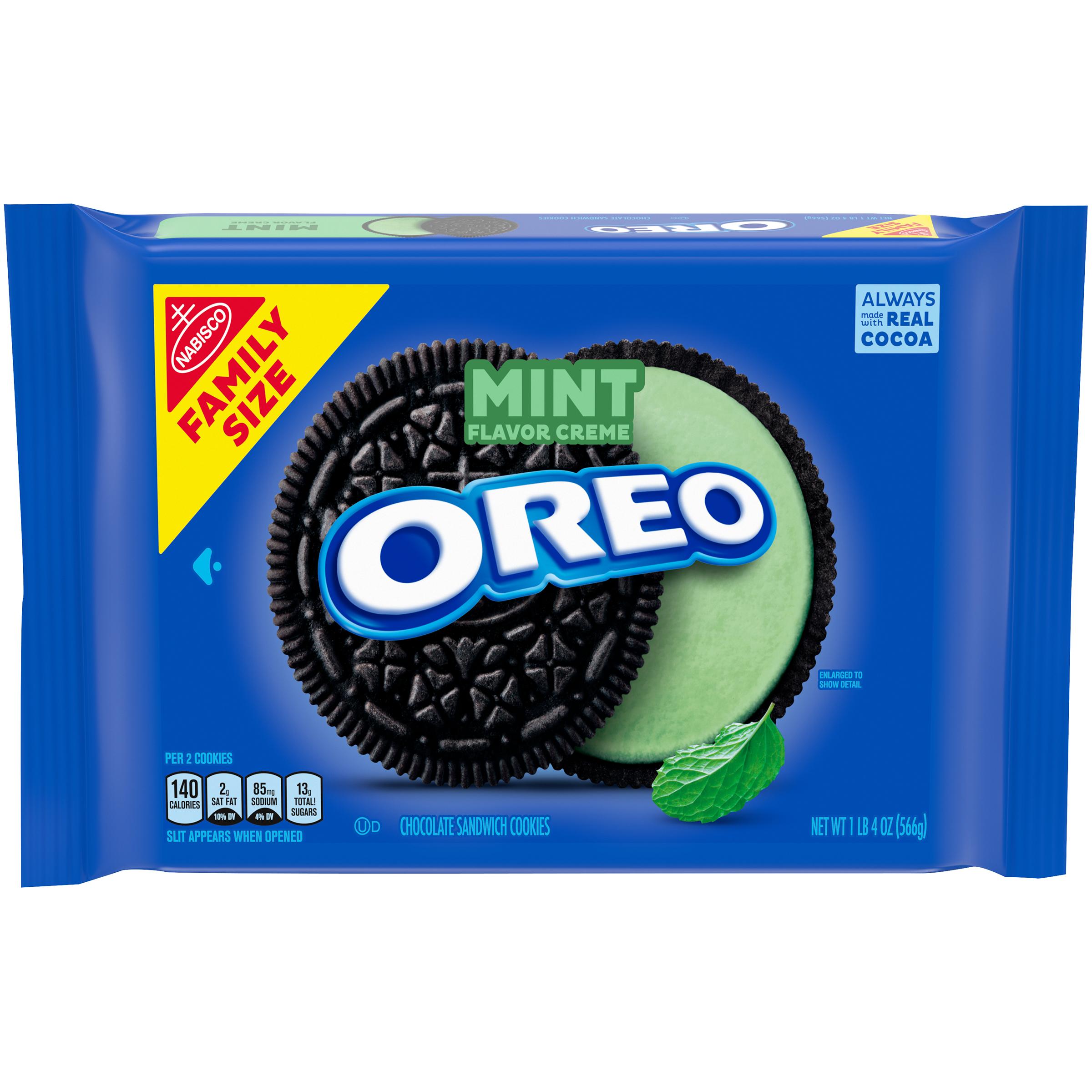 OREO Mint Cookies 20 oz