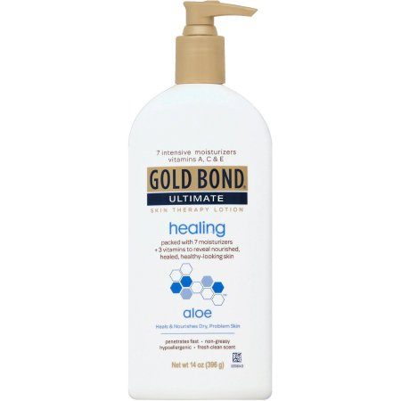 Gold Bond Hand and Body Moisturizer 14 oz. Pump Bottle Scented Lotion, 04116706651 - EACH