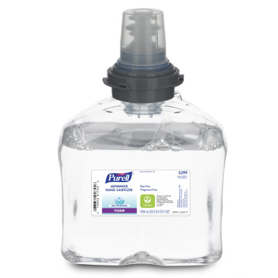 PURELL® Advanced Hand Sanitizer Skin Nourishing Foam