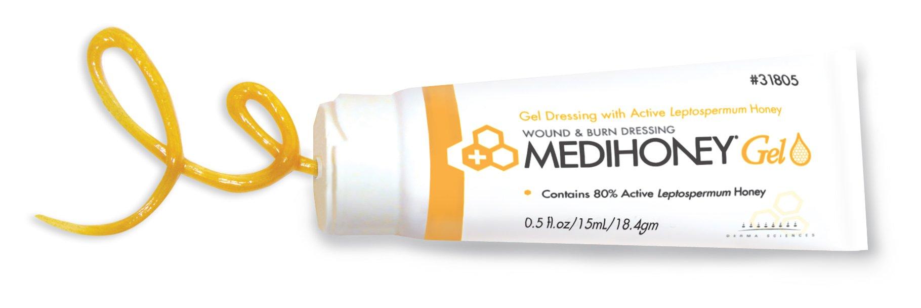 MEDIHONEY Wound and Burn Dressing Gel 1.5 oz. Tube Sterile, 31815 - EACH