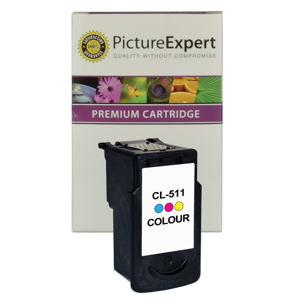 Brother Canon CL-511 Compatible Colour Ink Cartridge