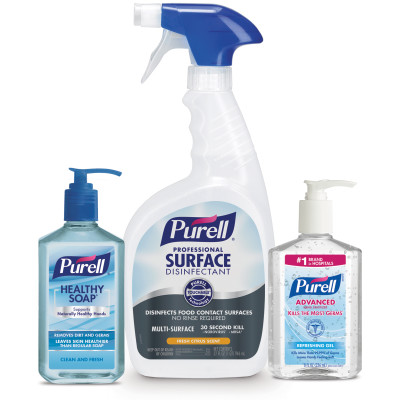 PURELL SOLUTION™ Breakroom Kit