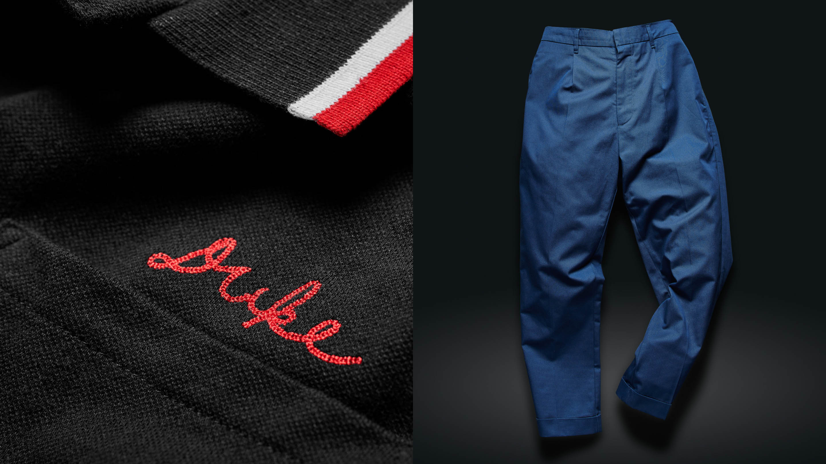 Strummer Polo and Trouser Pants