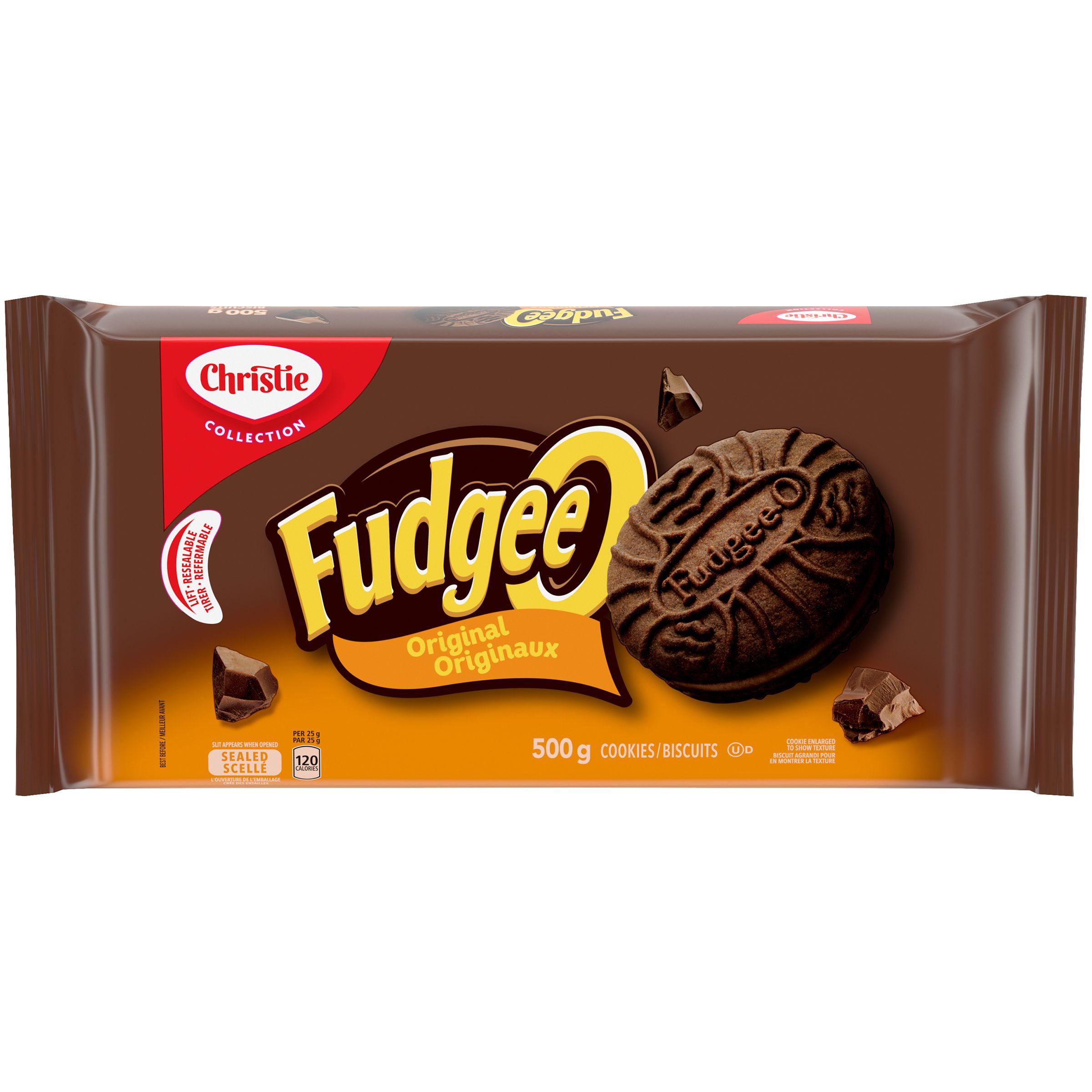 FUDGEE-O  ORIGINAL 500 GRM