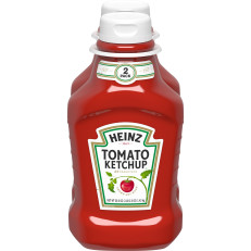 Heinz Tomato Ketchup 2-50.5 oz. Bottles image