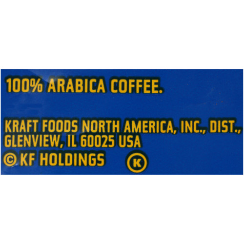 MAXWELL HOUSE 100% Arabica Freeze-Dried Coffee, 8 oz. Bag (Pack of 8)