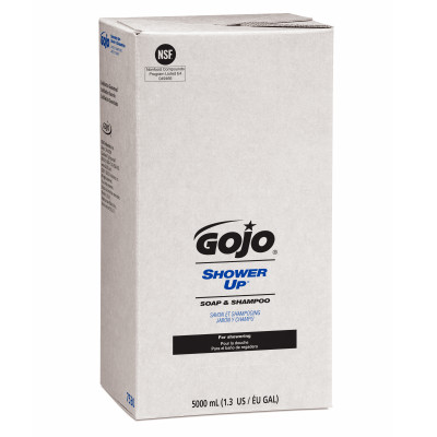 GOJO® SHOWER UP® Soap & Shampoo