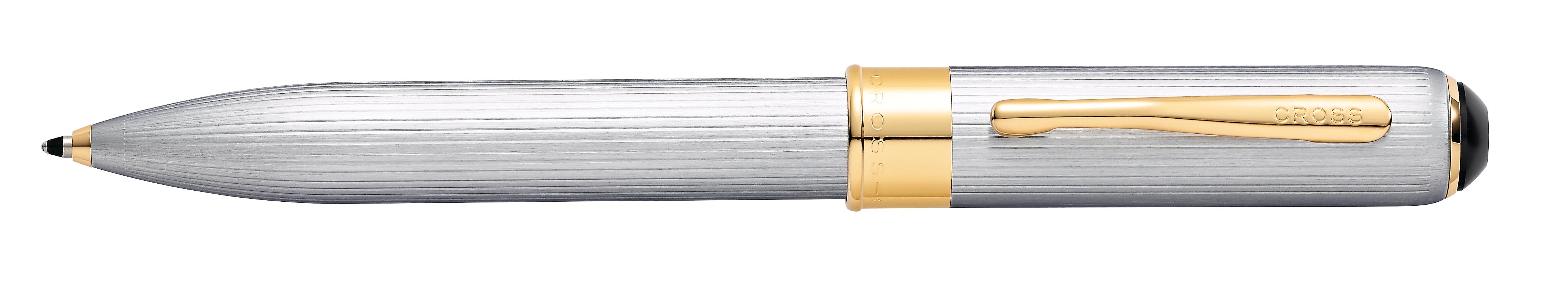 Cross TrackR Brushed Chrome Ballpoint Pen