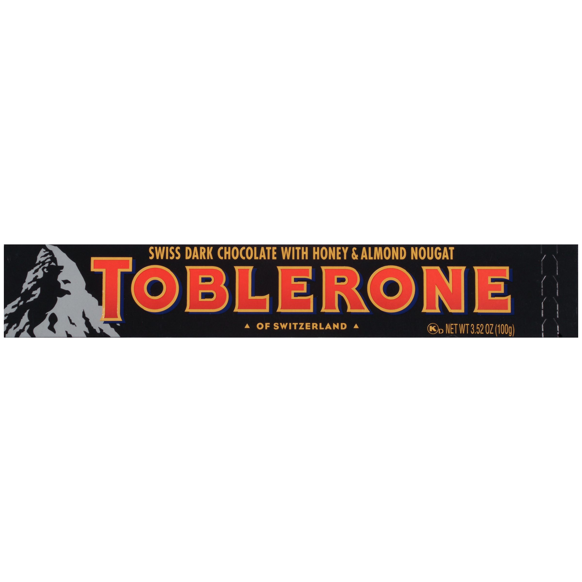 Toblerone Dark Chocolate Chocolate Bar 100 G