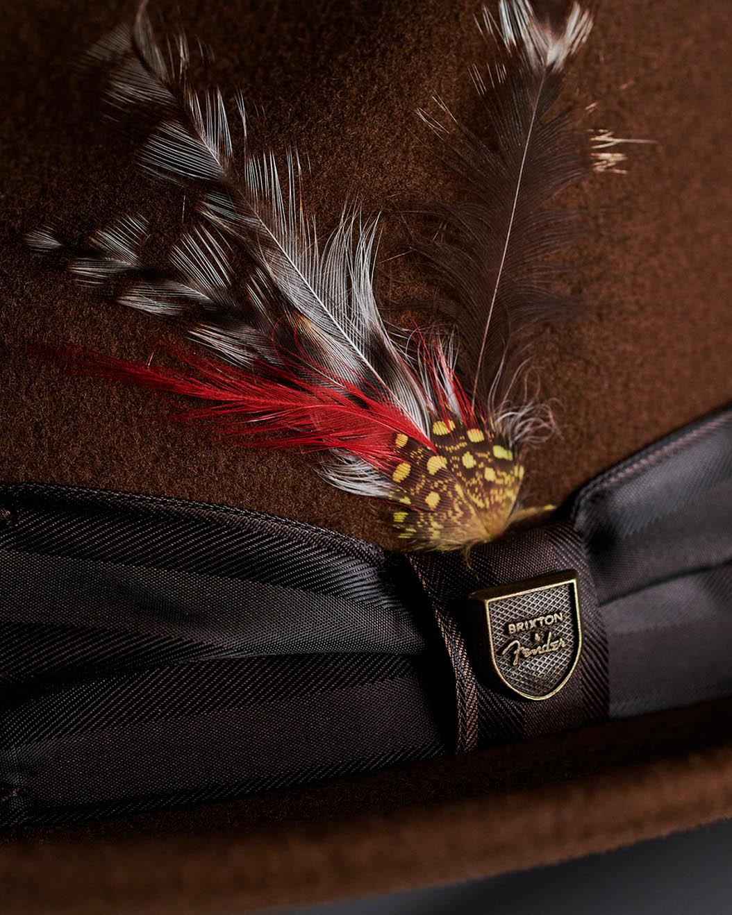 Interchangable Hat Feather