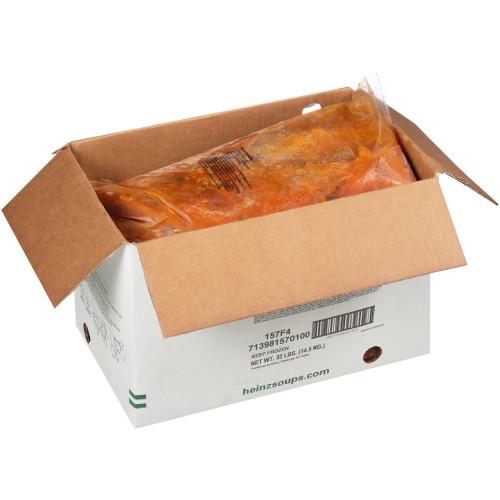 HEINZ TRUESOUPS Market Vegetable Soup, 8 lb. Bag (Pack of 4)