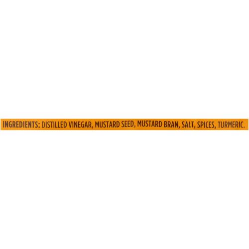 HEINZ Spicy Brown Mustard, 9gr. Packets (Pack of 200)