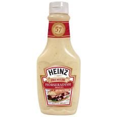 Heinz Premium Horseradish Sauce, 12.5 oz Bottle image