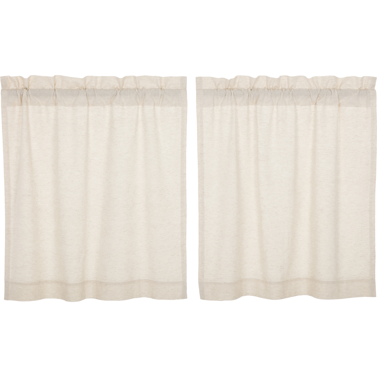 Simple Life Flax Natural Tier Set of 2 L36xW36
