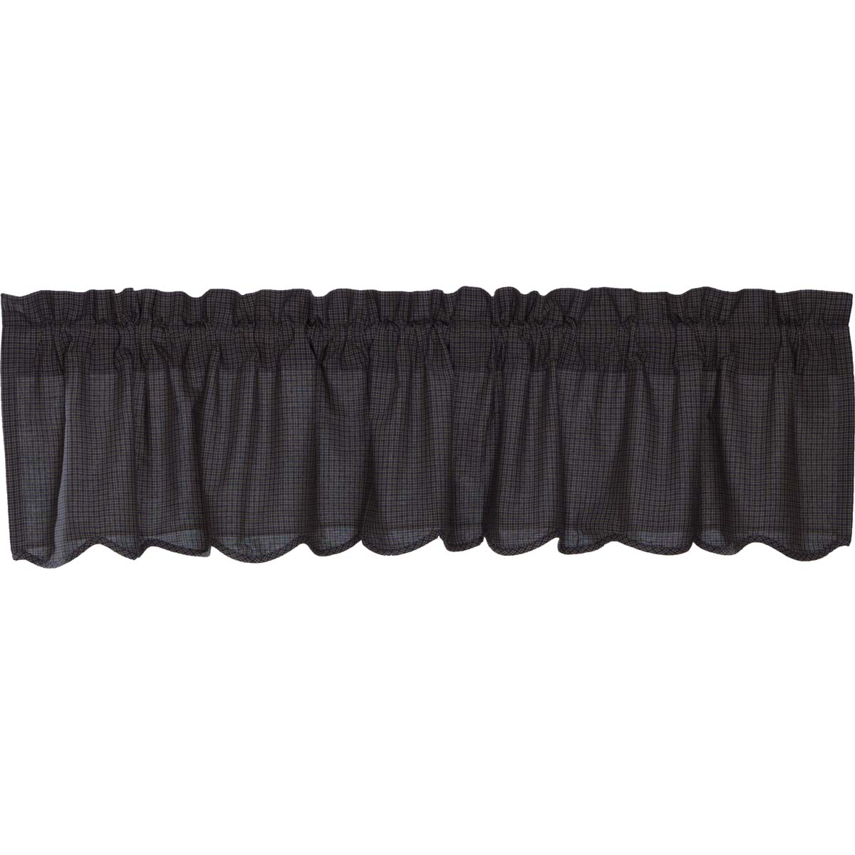 Arlington Valance Scalloped 16x72