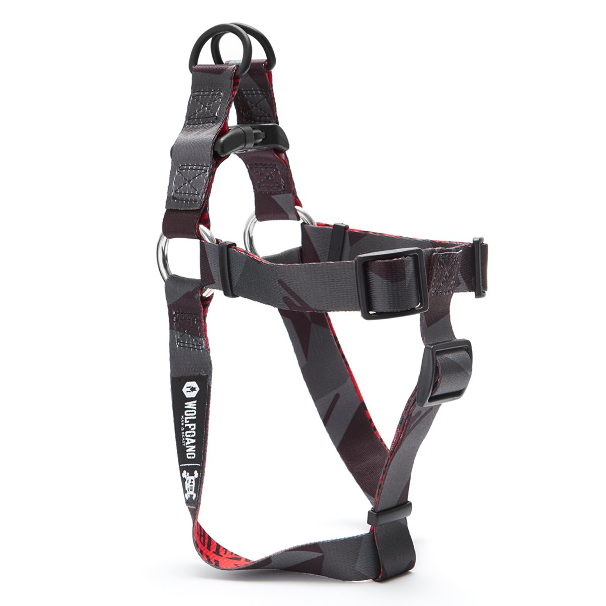 Wolfgang GeoDrip Dog Harness