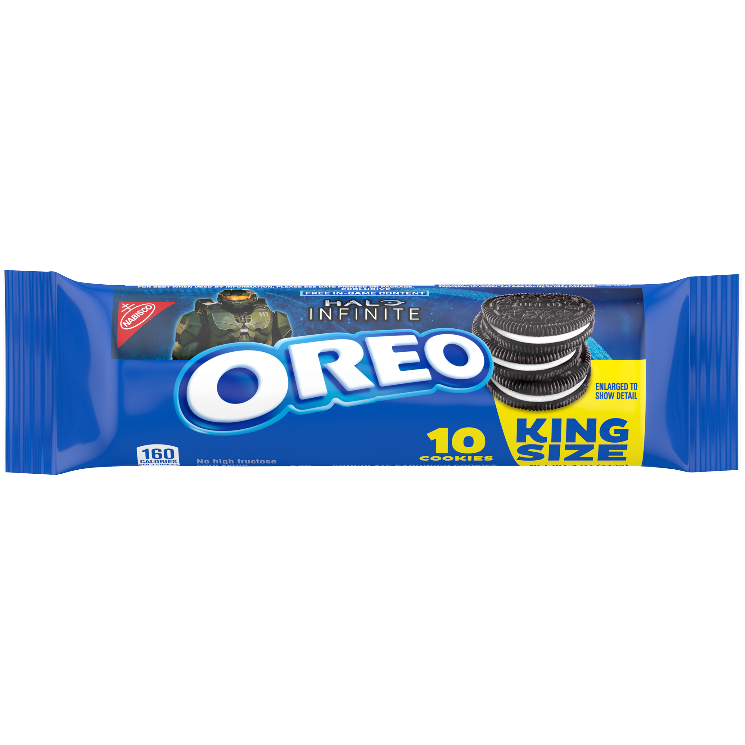 OREO King Size Cookies 4 oz