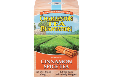 Cinnamon Spice Pyramid Bags - Case of 6 boxes- total of 72 teabags