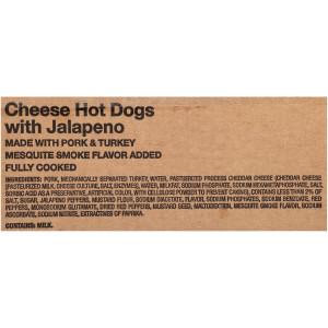Oscar Mayer Jalapeno & Cheese Links, 5 lb. image