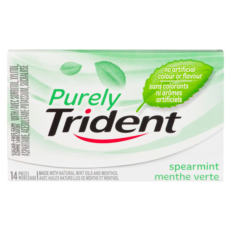 TRIDENT  SPEARMINT 14 1N