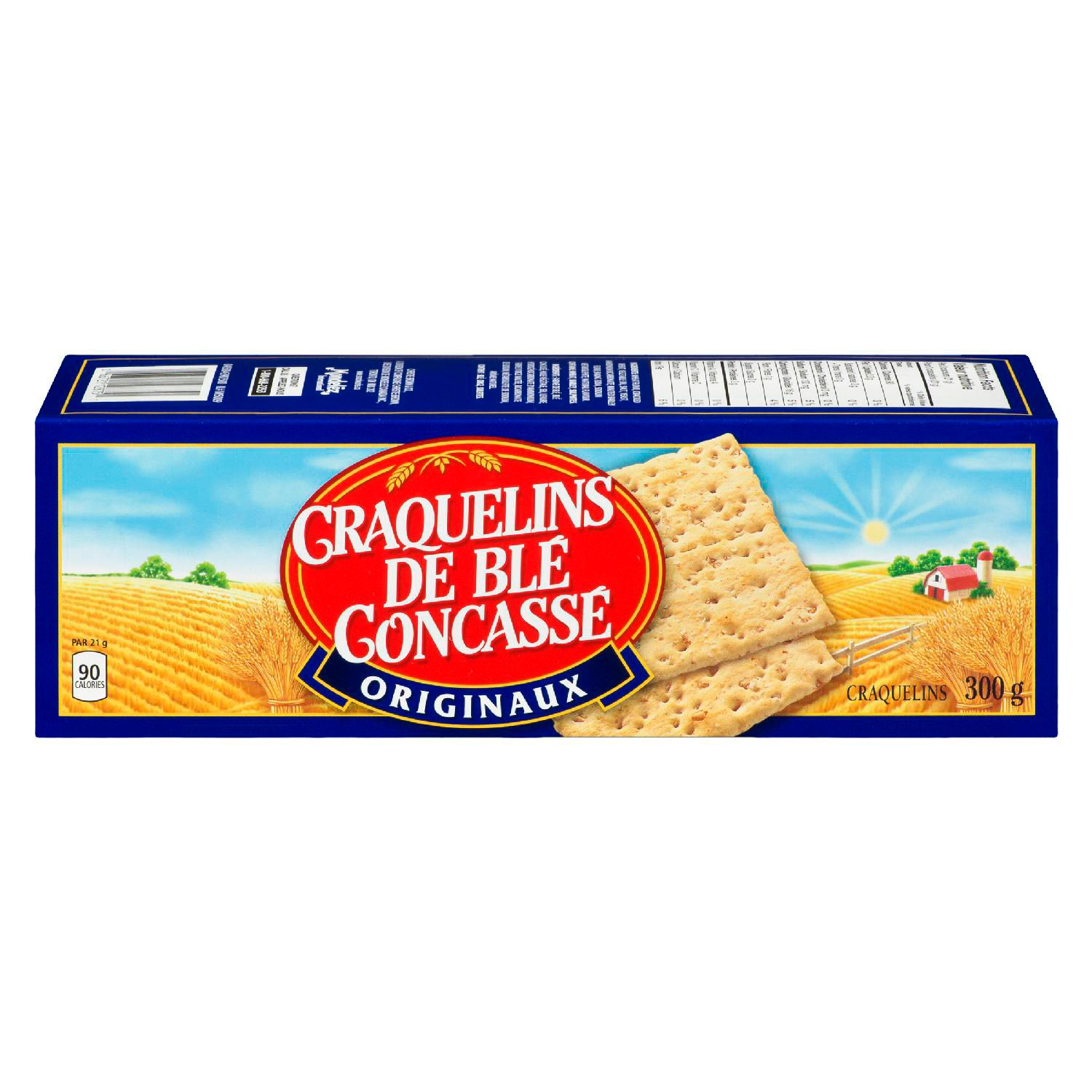 Wheat Thins Craquelins 300 G