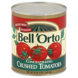 Bell'Orto Crushed Tomato Tin, 6 lb. image