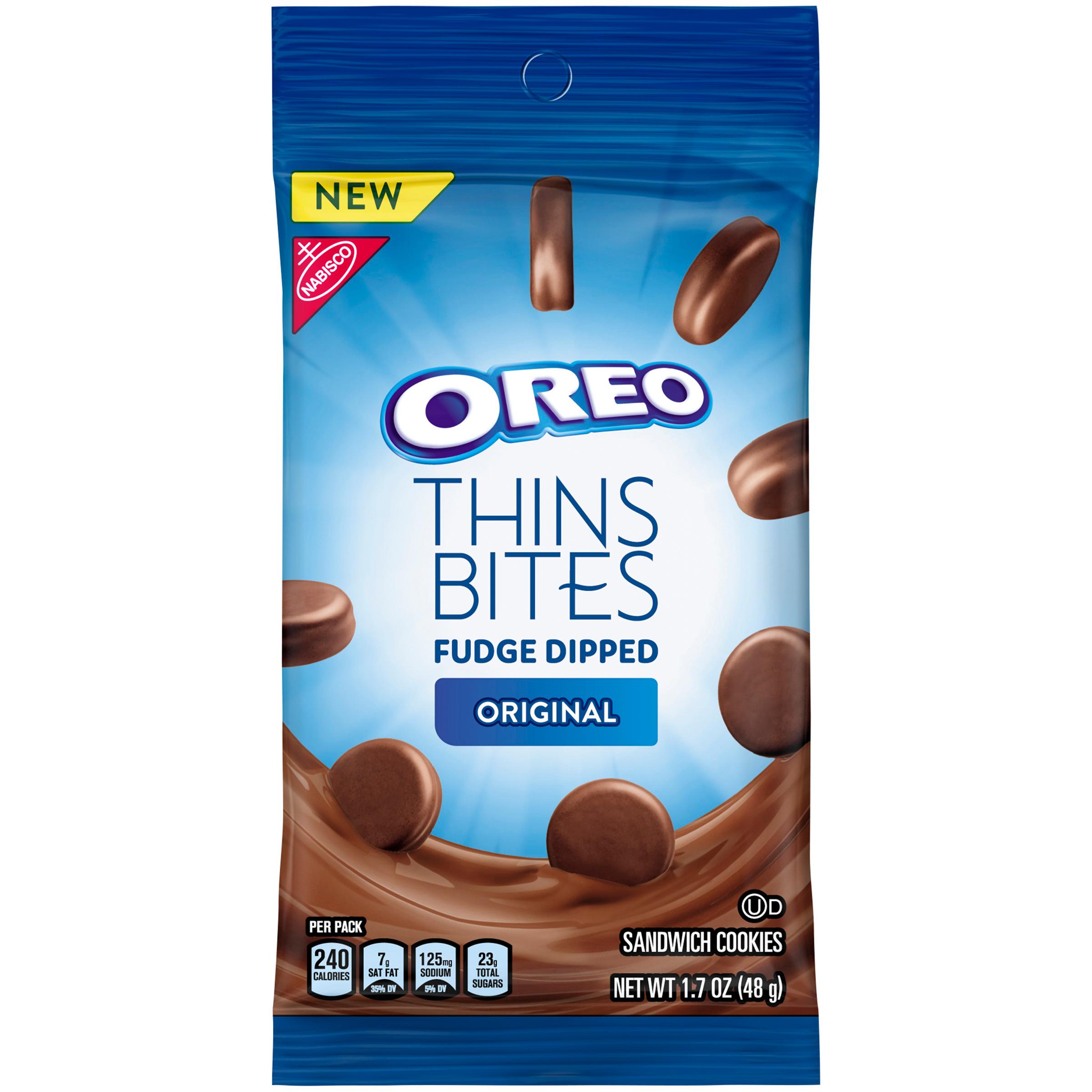 OREO Thin Bites Dipped Original Cookies 1.7 oz