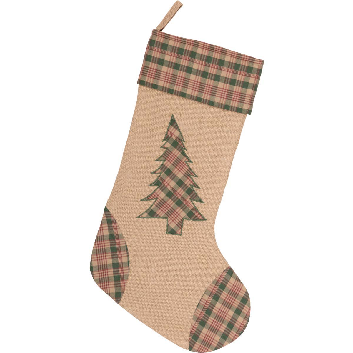 Clement Tree Stocking 12x20