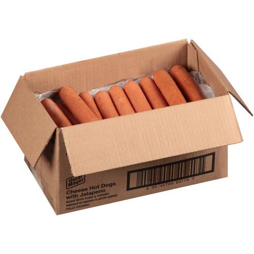 OSCAR MAYER Jalapeno & Cheese Hot Dog (5:1, 6