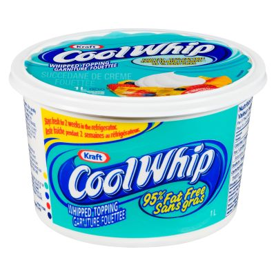 COOL WHIP Ultra Low Fat Whipped Topping
