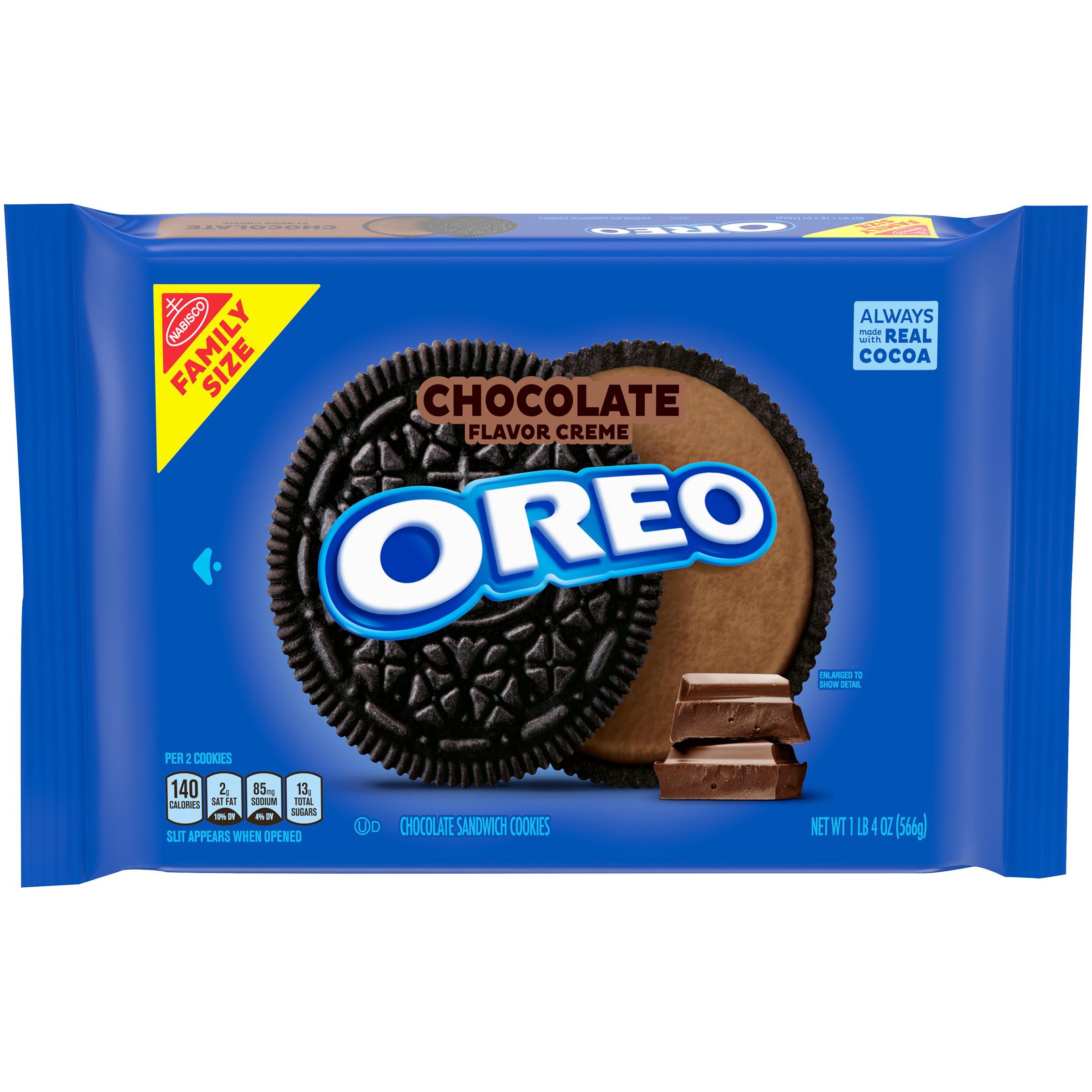 OREO Chocolate Cream Sandwich Cookies 20 oz