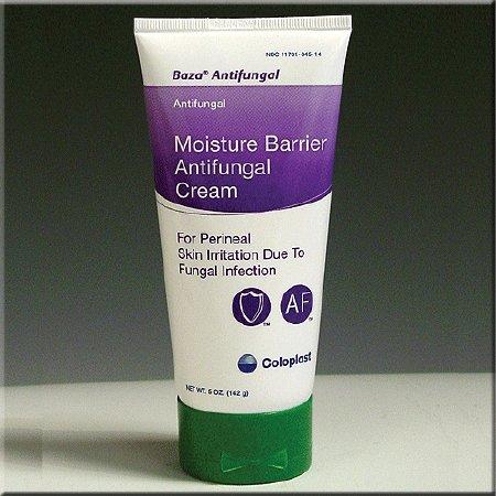Baza Antifungal Skin Protectant 5 oz. Tube Scented Cream CHG Compatible, 1607 - EACH