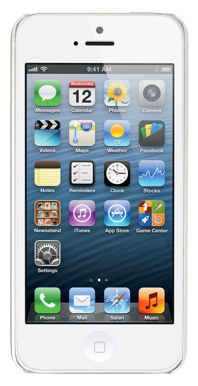 Apple iPhone 5 16GB Factory Unlocked GSM iOS 8MP Camera ...