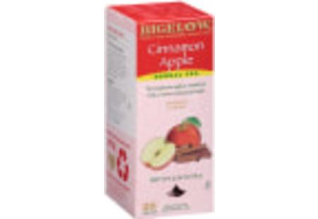 Cinnamon Apple Herbal Tea - Case of 6 boxes- total of 168 teabags